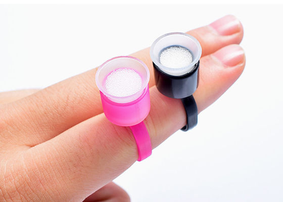 Chine Colorant jetable Ring Holder de maquillage de tatouage d'approvisionnements permanents d'équipement fournisseur