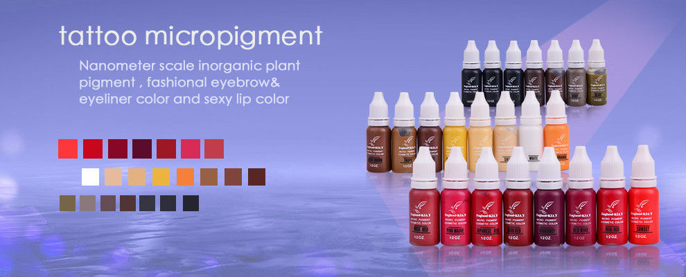 chine couleur micro de colorant de maquillage permanent cosmtique de tatouage angleterre kiay fournisseur - Colorant Cosmtique